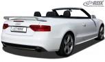 RDX Heckspoiler Audi A5 Coupe, Cabrio, Sportback Heckflügel Spoiler