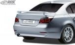 RDX Heckspoiler BMW 5er E60 Heckflügel Spoiler
