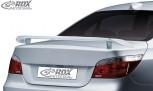 RDX Heckspoiler für BMW 5er E60 Heckflügel Spoiler