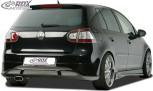 "RDX Heckansatz für VW Golf 5 ""V2"" Heckschürze Heck"