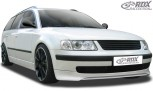 RDX Frontspoiler für VW Passat 3B Frontlippe Front Ansatz Spoilerlippe