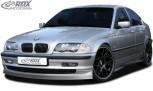 RDX Frontspoiler für BMW E46 Limousine / Touring (bis 2002) Frontlippe Front Ansatz Spoilerlippe