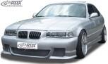"RDX Frontstoßstange BMW E36 Compact ""GT4"" Frontschürze Front"