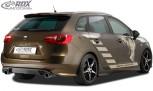 RDX Heckansatz Seat Ibiza 6J ST / Kombi Heckschürze Heck