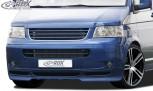 RDX Frontspoiler VW T5 (-2009) Frontlippe Front Ansatz Spoilerlippe