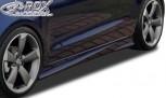 "RDX Seitenschweller für AUDI A1 8X & A1 8XA Sportback ""Turbo"""