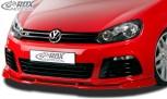 RDX Frontspoiler VARIO-X für VW Golf 6 R Frontlippe Front Ansatz Vorne Spoilerlippe