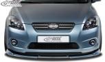RDX Frontspoiler VARIO-X KIA Pro Ceed Typ ED -2009 Frontlippe Front Ansatz Vorne Spoilerlippe