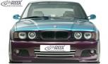 RDX Frontstoßstange für BMW E34 Frontschürze Front