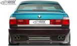 RDX Heckstoßstange für BMW E34 Heckschürze Heck