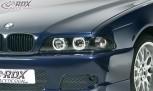 RDX Scheinwerferblenden für BMW E39 Böser Blick