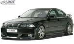 RDX Scheinwerferblenden BMW E46 Limo / Touring (-2002) Böser Blick