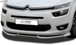 RDX Frontspoiler VARIO-X CITROEN C4 Grand Picasso 2013+ Frontlippe Front Ansatz Vorne Spoilerlippe