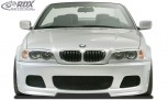 RDX Frontstoßstange für BMW E46 Frontschürze Front
