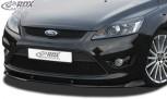 RDX Frontspoiler VARIO-X für FORD Focus 2 ST Facelift 2008+ Frontlippe Front Ansatz Vorne Spoilerlippe