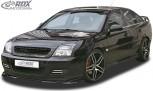 RDX Frontspoiler VARIO-X OPEL Vectra C GTS -2005 (Passend an GTS bzw. Fahrzeuge mit GTS Frontstoßstange) Frontlippe Front Ansatz Vorne Spoilerlippe