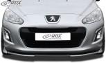 RDX Frontspoiler VARIO-X PEUGEOT 308 Phase 2 Frontlippe Front Ansatz Vorne Spoilerlippe