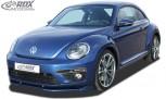 RDX Frontspoiler VARIO-X VW Beetle R-Line / GSR 2012+ Frontlippe Front Ansatz Vorne Spoilerlippe