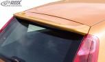 """RDX Heckspoiler Fiat Punto Evo Dachspoiler """"V2"""" Spoiler"""