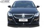 RDX Frontspoiler VARIO-X VW Passat CC -2012 R-Line Frontlippe Front Ansatz Vorne Spoilerlippe