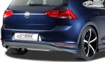 RDX Heckansatz VW Golf 7 Seitenteile
