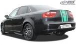 RDX Hecklippe Seat Exeo Limousine Heckklappenspoiler Heckspoiler CARBON Look