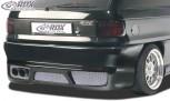 """RDX Heckstoßstange Opel Astra F """"GT-Race"""" Heckschürze Heck"""