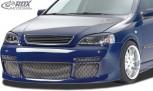 RDX Scheinwerferblenden Opel Astra G Coupe / Cabrio Böser Blick