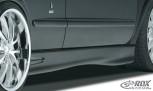 """RDX Seitenschweller für OPEL Astra G Coupe / Cabrio """"GT4"""
