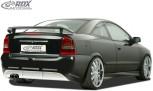 """RDX Seitenschweller für OPEL Astra G Coupe / Cabrio """"Turbo"""