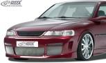 "RDX Frontstoßstange Opel Vectra B ""GT-Race"" mit Seitenkiemen Frontschürze Front"