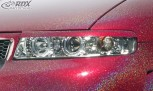 RDX Scheinwerferblenden für SEAT Leon 1M Böser Blick