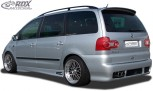 "RDX Heckstoßstange Seat Alhambra Facelift (2000+) ""GT4"" Heckschürze Heck"