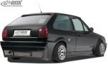 "RDX Heckstoßstange VW Polo 3 / 86c2f Coupe ""GT4"" Heckschürze Heck"