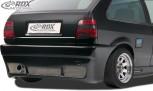 "RDX Heckstoßstange für VW Polo 3 / 86c2f Coupe ""GT4"" Heckschürze Heck"