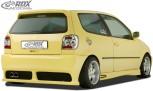 RDX Heckspoiler VW Polo 6N Dachspoiler Spoiler