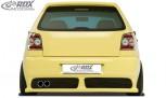 RDX Heckspoiler für VW Polo 6N Dachspoiler Spoiler
