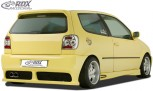"RDX Heckstoßstange VW Polo 6N mit KZ-Mulde ""GT4"" Heckschürze Heck"