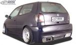 "RDX Heckstoßstange VW Polo 6N ""GT-Race"" Heckschürze Heck"