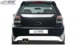 RDX Heckspoiler VW Polo 6N2 (große Version) Dachspoiler Spoiler