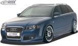 """RDX Frontstoßstange Audi A4 B6 8E """"SingleFrame"""" Frontschürze Front"""