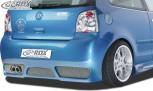 "RDX Heckstoßstange VW Polo 9N ""GT-Race"" Heckschürze Heck"