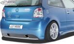 "RDX Heckstoßstange VW Polo 9N ""GTI-Five"" Heckschürze Heck"