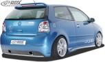 RDX Heckspoiler VW Polo 9N Dachspoiler Spoiler