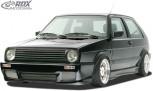"""RDX Seitenschweller VW Golf 2 """"GT4"""""""
