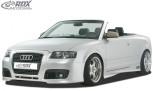 "RDX Frontstoßstange Audi A4 8H Cabrio ""SingleFrame"" Frontschürze Front"
