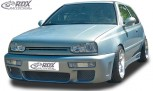 "RDX Frontstoßstange VW Golf 3 ""GT4"" Frontschürze Front"