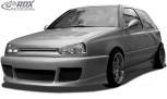 """RDX Frontstoßstange VW Golf 3 """"GT-Race clean"""" Frontschürze Front"""