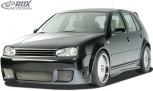 "RDX Frontstoßstange VW Golf 4 ""GT4"" Frontschürze Front"