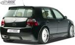 """RDX Heckstoßstange VW Golf 4 """"GT-Race"""" Heckschürze Heck"""